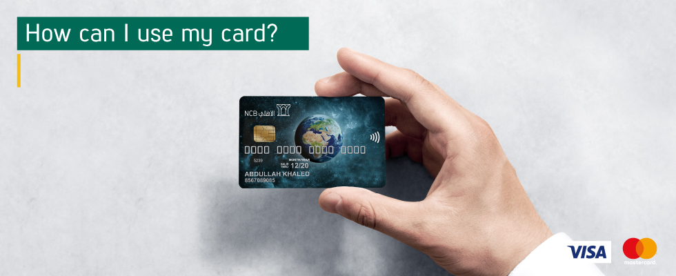 Credit Cards How Can I use My Credit Card