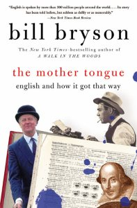 """The Mother Tongue,"" by Bill Bryson. Photo courtesy of HarperCollins Publishers."