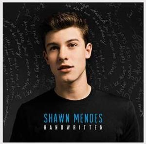 Mendes released his first album, 'Handwritten.' Photo courtesy of shawnmendesofficial.com