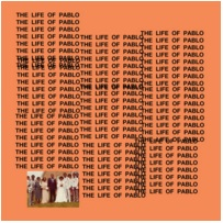 "Kanye's latest album is called ""The Life of Pablo."" Photo courtesy of tidal.com"