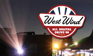 Drive-ins still exist! Photo courtesy of westwind.com