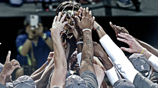 The Warriors were champs for the first time in 40 years. Photo courtesy of nba.com/warriors