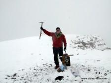 Summit: Audio Dispatch from Aconcagua