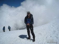 Elbrus Summit Bid Tonight
