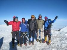 Rainier 2012: Summit: Audio Dispatch