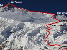 Updates from Autumn Himalayan Climbs: Teams Start/Stop on Summit Pushes