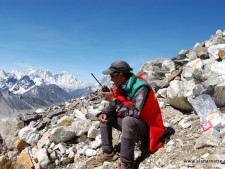 Sherpas Make a Statement with Their Own Climbs