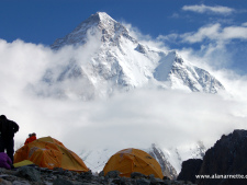 K2 Summer Climbs and more