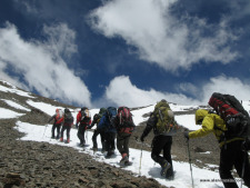 Climbers and Caregivers