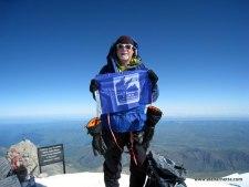 Documentary on Alan's 7 Summits Climb for Alzheimer's