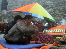 Updates from Autumn Himalayan Climbs: Bad Weather Tests Teams