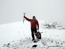 Back in Mendoza plus Aconcagua Summit Photos