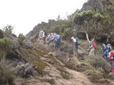 Higher on Kilimanjaro