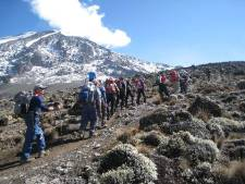Leaving for Kilimanjaro summit in 9 hours!