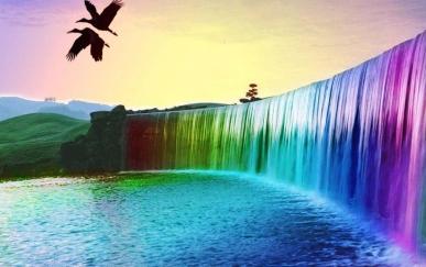 Animated Water Falling Wallpapers تحميل خلفيات طبيعية حية رباعية الابعاد 4d Live 1 0 لـ Android