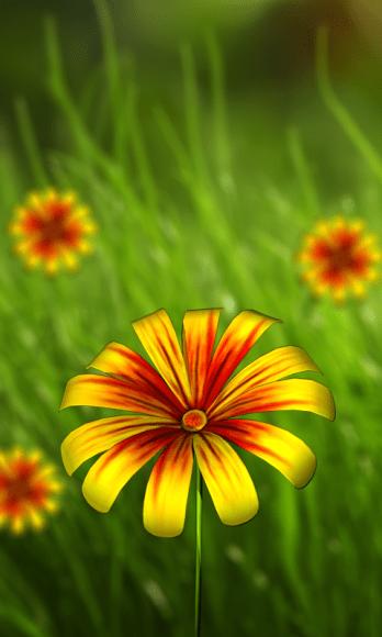 Desktop Aquarium 3d Live Wallpaper تحميل خلفيات متحركة 3d زهور 1 0 لـ Android