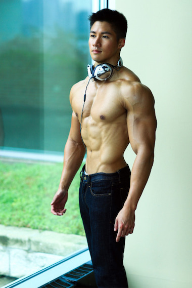 Cute Asian Wallpaper Hunk Of The Day Alex Oda Alan Ilagan
