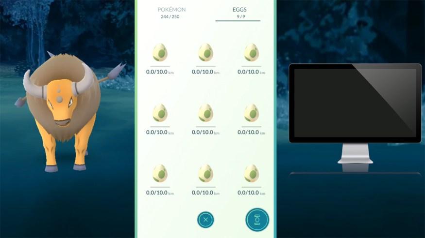 Alan Yu pokemon go nine 10 KM egg