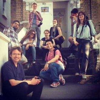 London Film Academy_THE MIRE Team photo