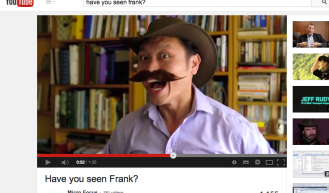 Have you seen Frank? - Alan Low