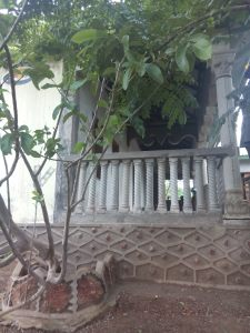 balustrade guesthouse