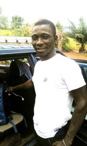 Seny Coumbassa, director Alanouwaly Guinea