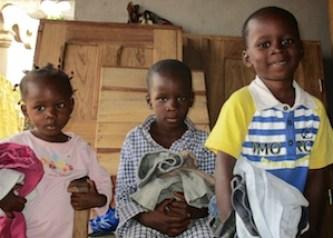 donation:15 kids