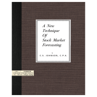 A New Technique of Stock Market Forecasting by C.S. Johnson