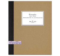 Graphs and Their Application to Speculation (1936) by George W. Cole (La Marquette)