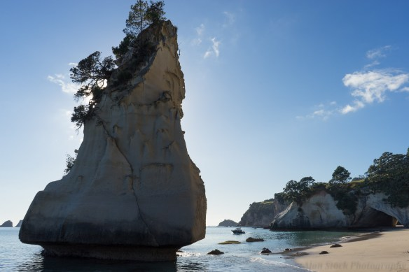 Coromandel Peninsula Cathedral Cove