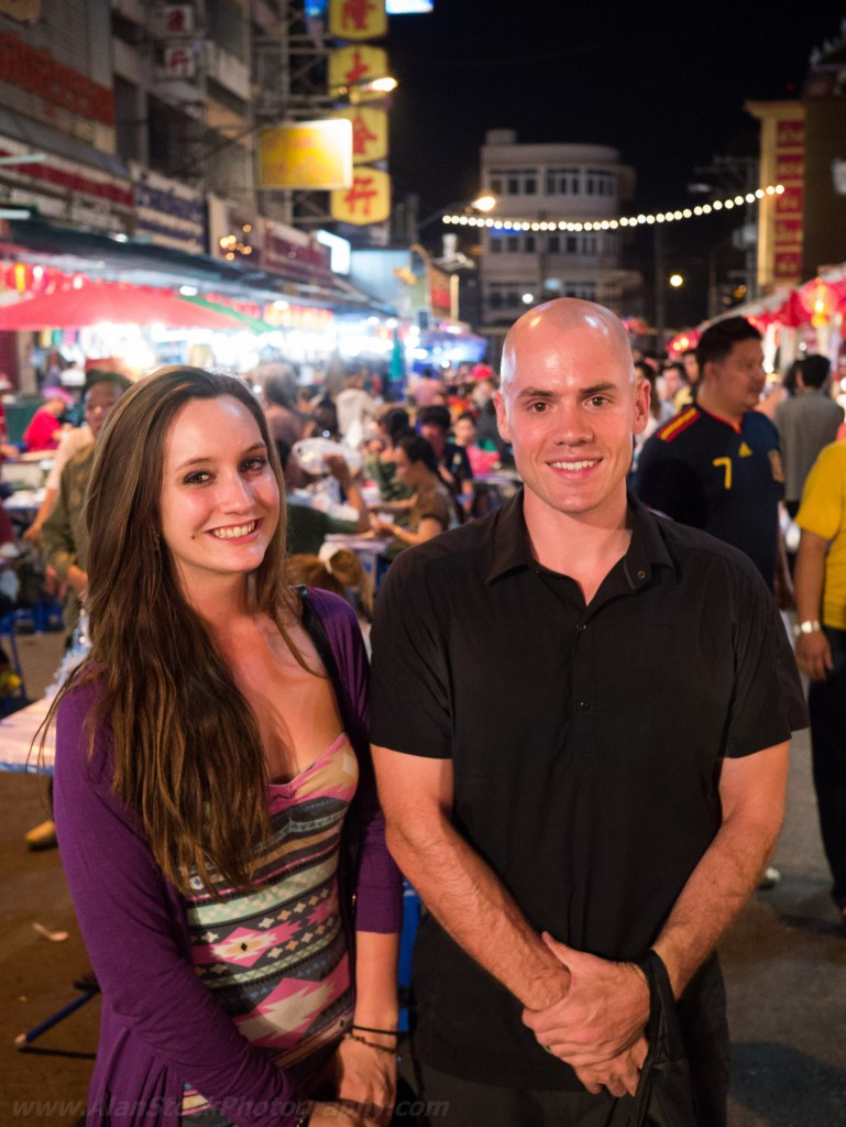 Travelmate Backpackers Chinese Market Chiang Mai Tourists