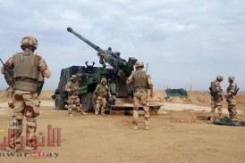 """إنهاء مهمة المدفعية الفرنسية """"تاسك فورس فاغرام"""" المتموضعة في العراق"""