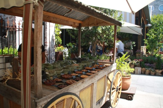 The Grounds of Alexandria food stalls