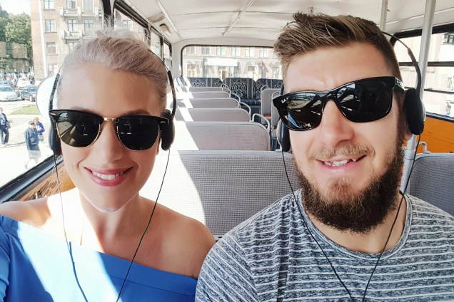 Riga City Bus Tour