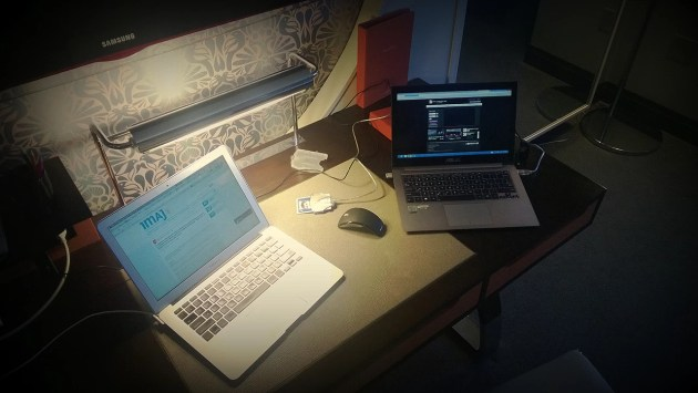 Hotel Workstation