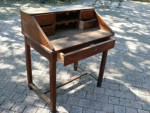 bureau ch ne meuble ancien albert antiquit. Black Bedroom Furniture Sets. Home Design Ideas
