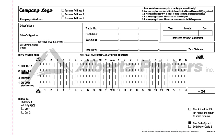 truck drivers log book template - Blackdgfitness - truck driver log book template