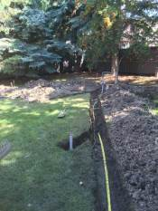 Underground-gas-line-in-ground