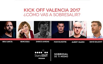 StandOUT Program: KICKOFF Valencia