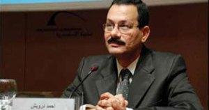 أحمد درويش عضو المبادرة المصرية للحق فى المعلومات ووزير التنمية الإدارية الأسبق