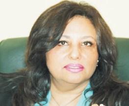نيفين بدر الدين رئيس الإدارة المركزية للتمويل متناهي الصغر بالصندوق الاجتماعي للتنمية