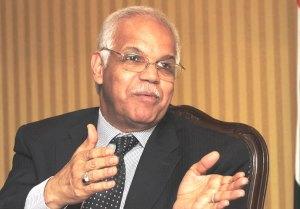جلال مصطفى سعيد وزير النقل