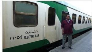 قطارات النوم