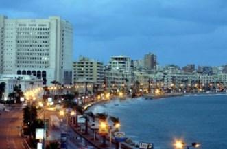 الشقق المصيفية فى محافظة الإسكندرية