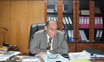 ناجى عارف، رئيس شركة شمال القاهرة لتوزيع الكهرباء]
