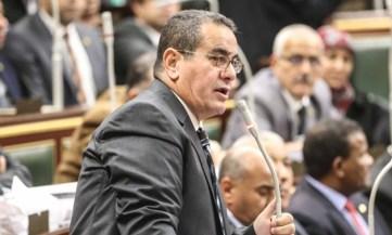 سامى المشد، عضو لجنة الصحة،