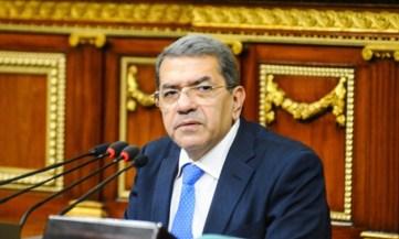 وزير المالية عمرو الجارحي
