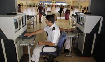 أمن المطارات فى مصر