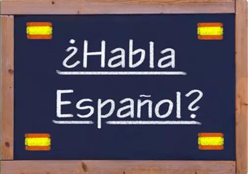 cv niveaux langue espagnol