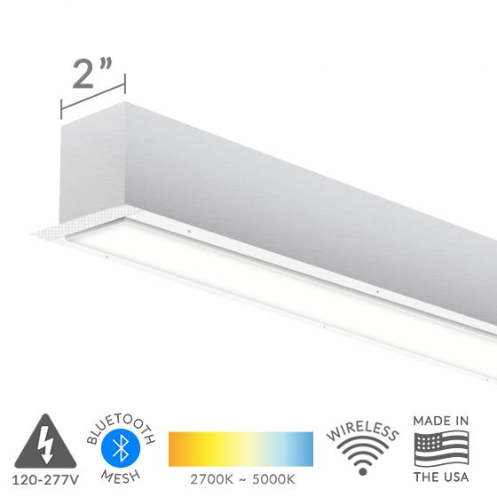 Alcon Lighting 12100-23-R-6 Continuum 23 Series Architectural LED